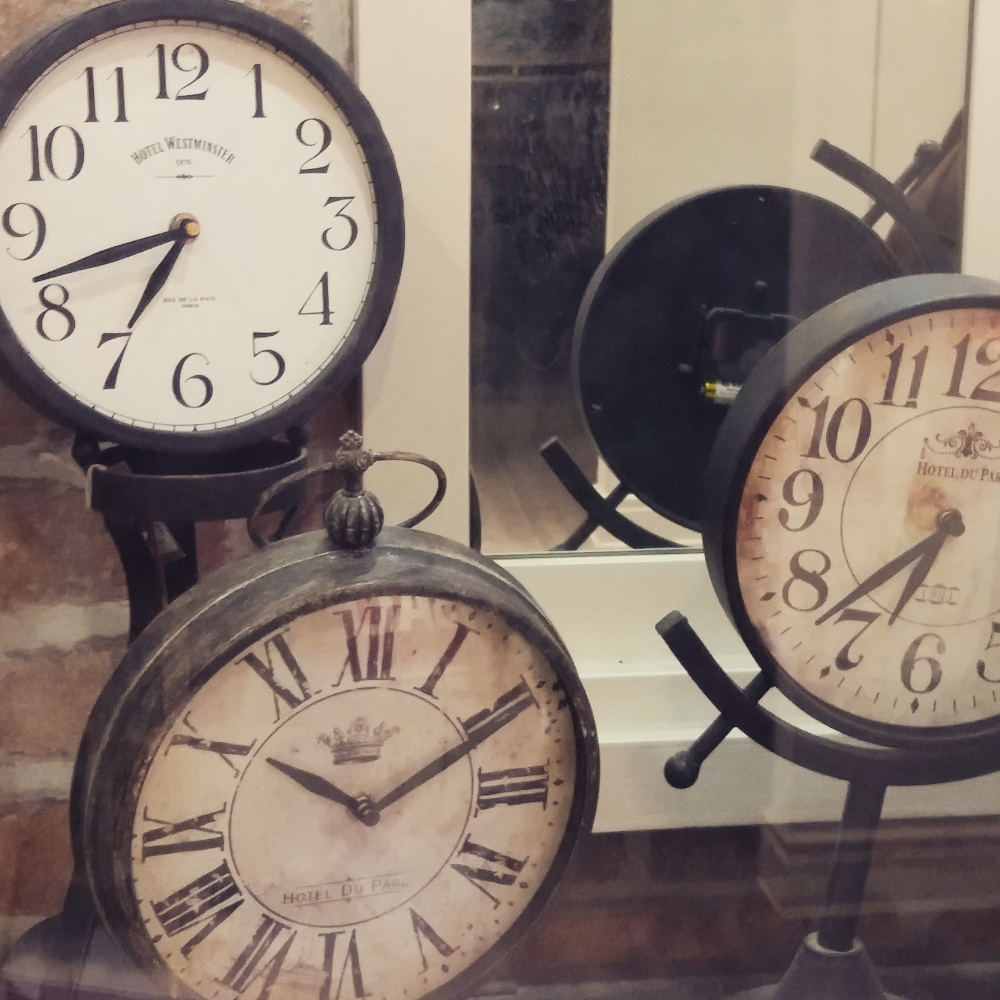 Dreaming Clocks